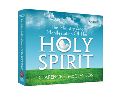 The Ministry And Manifestation of the Holy Spirit