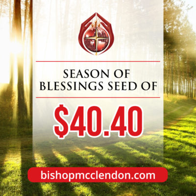 SEASON of BLESSINGS seed