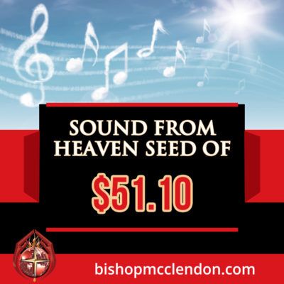 SOUND FROM HEAVEN SEED OF