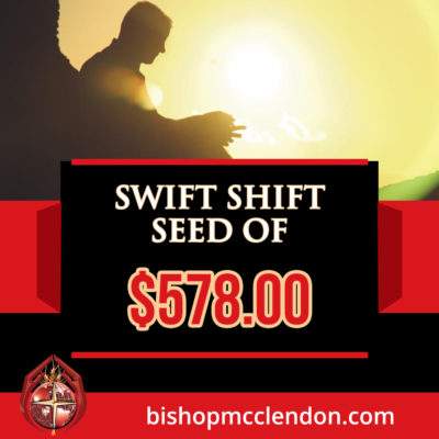 SWIFT SHIFT SEED OF
