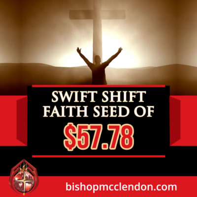 SWIFT SHIFT FAITH SEED