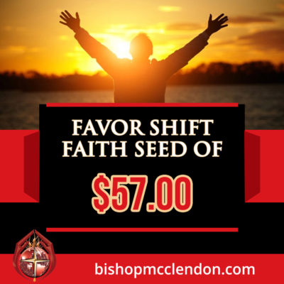 FAVOR SHIFT FAITH SEED