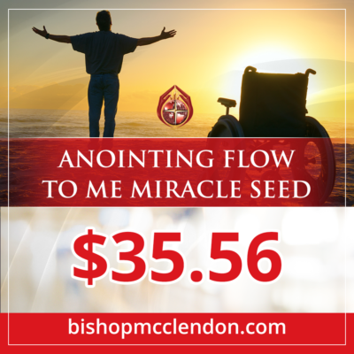 anointing seed