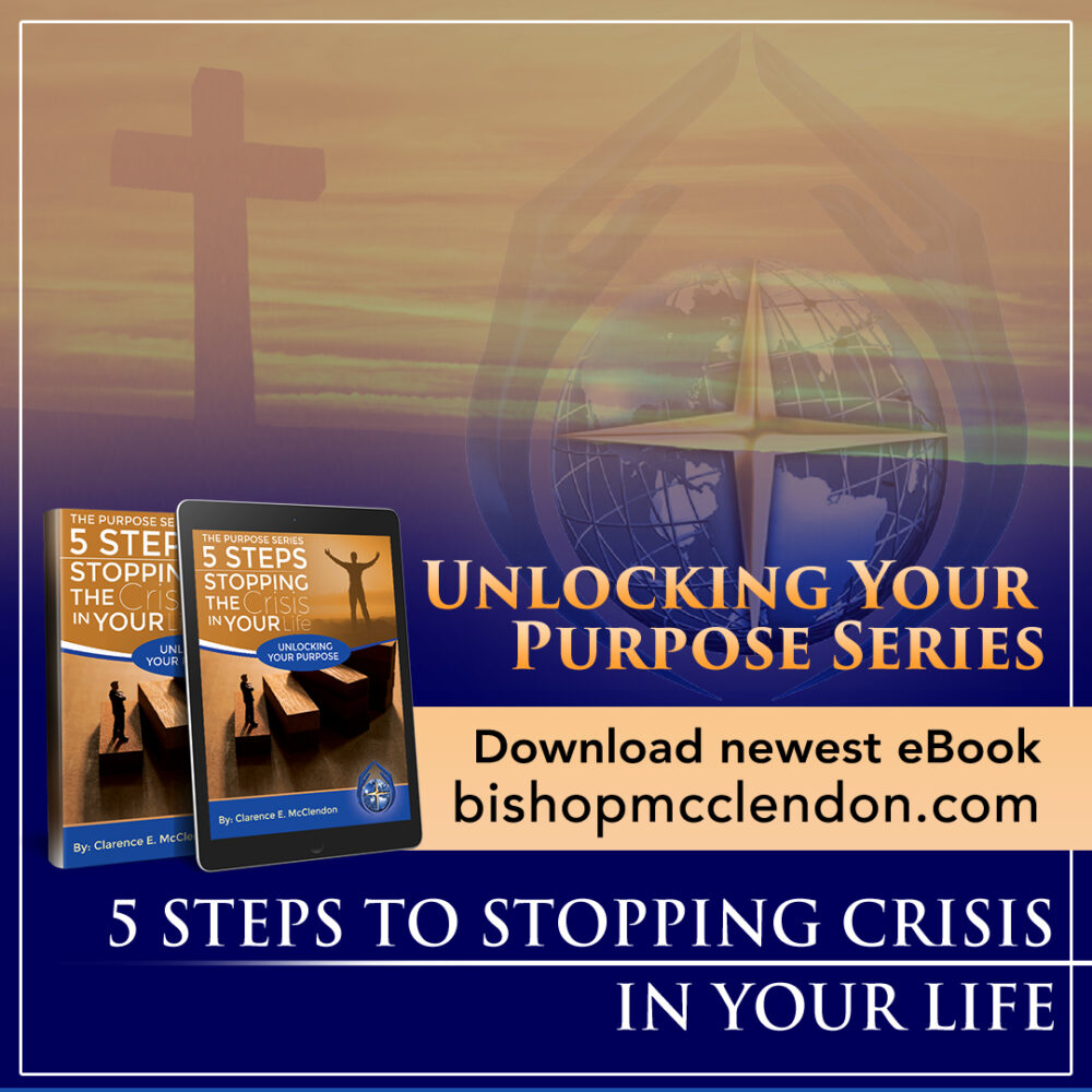 5 steps to stopping crisis in your life