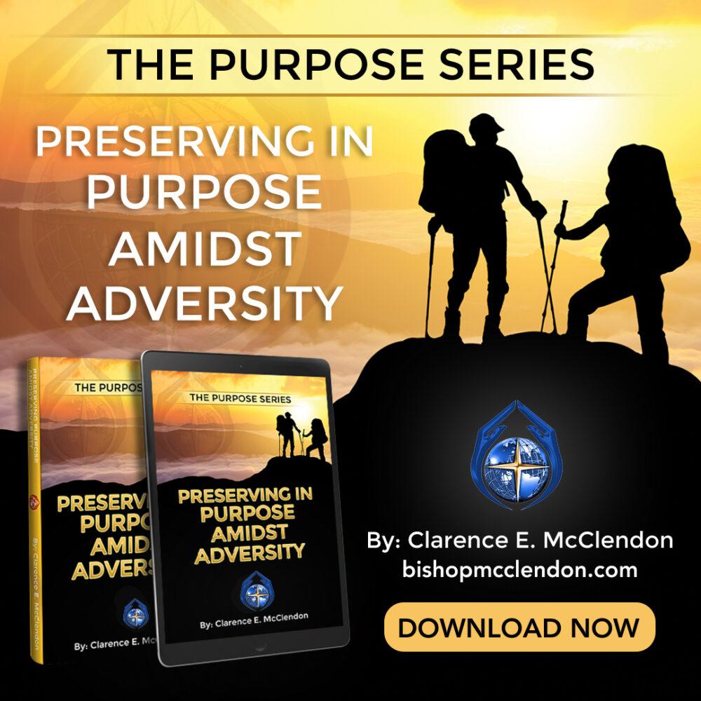 preserving in purpose amidst adversity