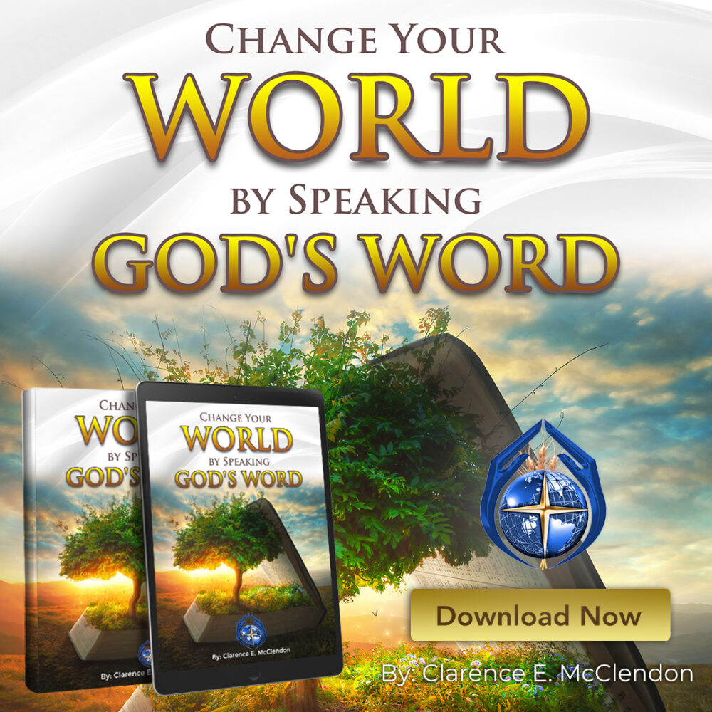 change your world by speaking god's word
